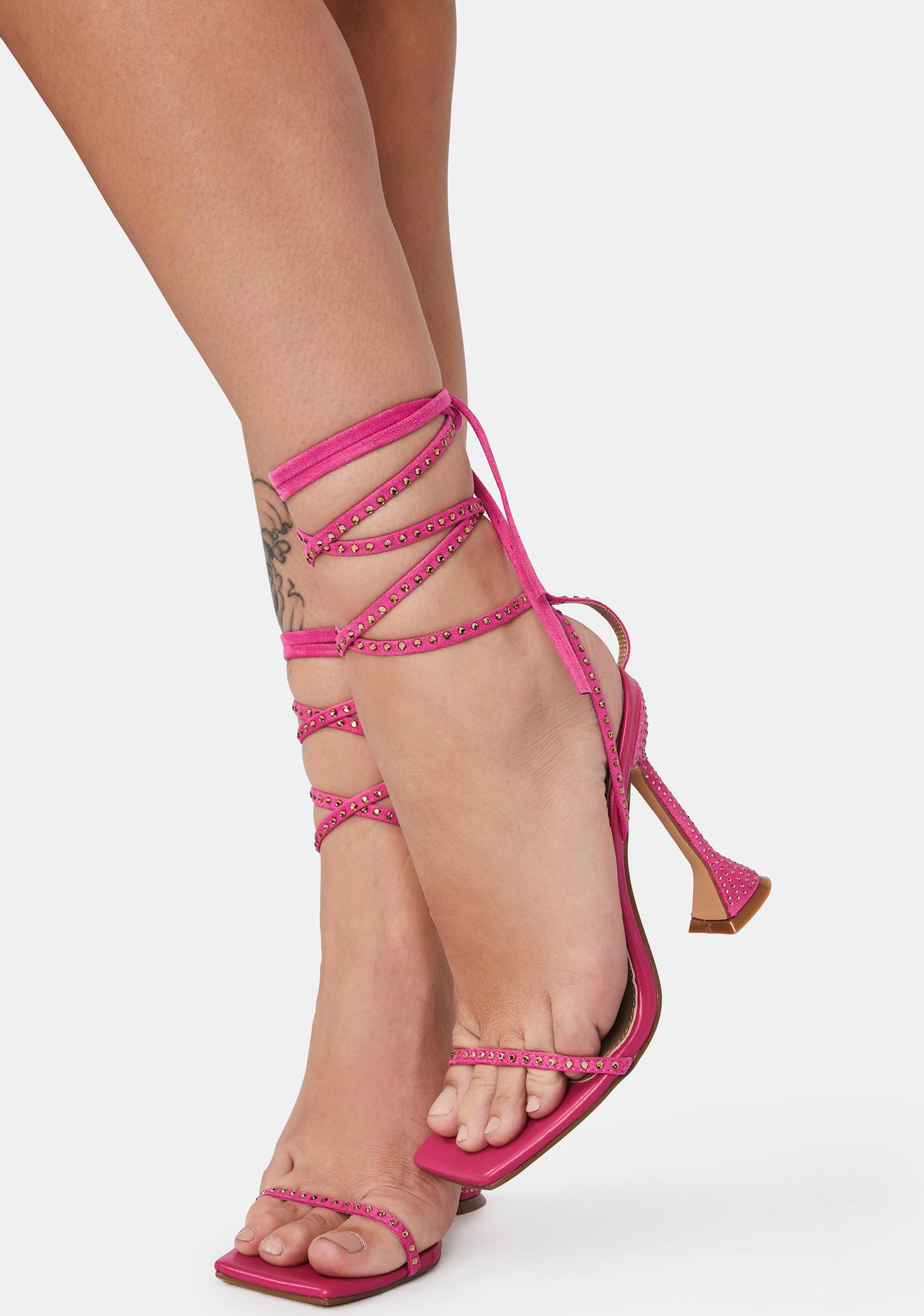 Kiss Summertime Soiree Heels