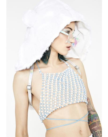 Cosmic Candy Halter Top