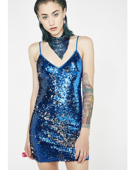 Glitterazzi Sequin Dress