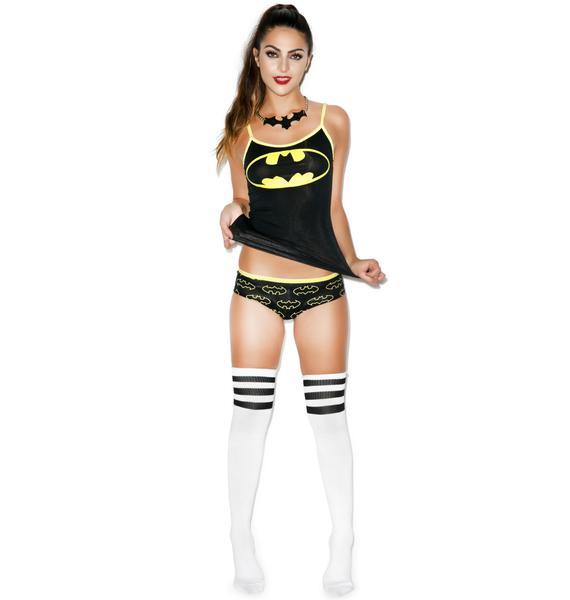 Undergirl Batman Cami Set
