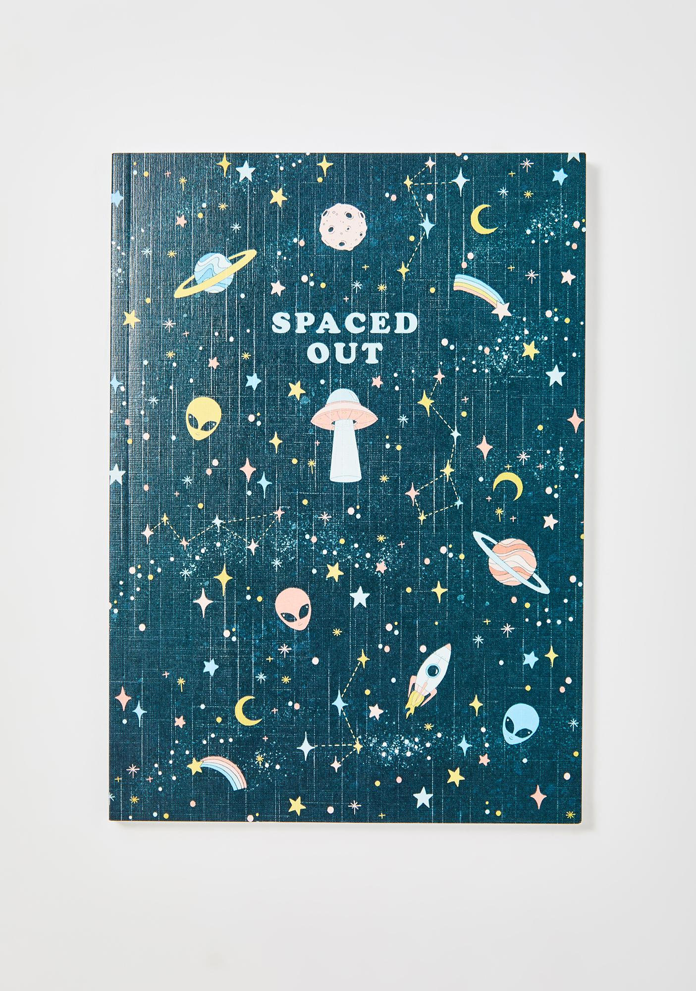 Central 23 Spaced Out Notebook