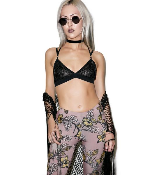 Bad Religion Strappy Bralette