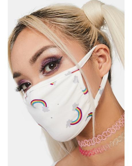 Colorful Days Face Mask