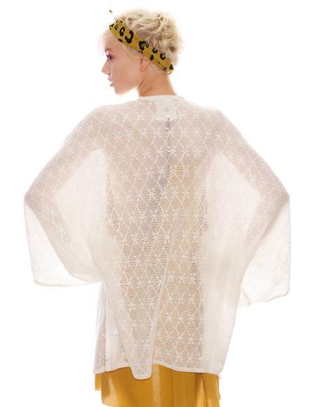 Whisperer Crochet Kimono