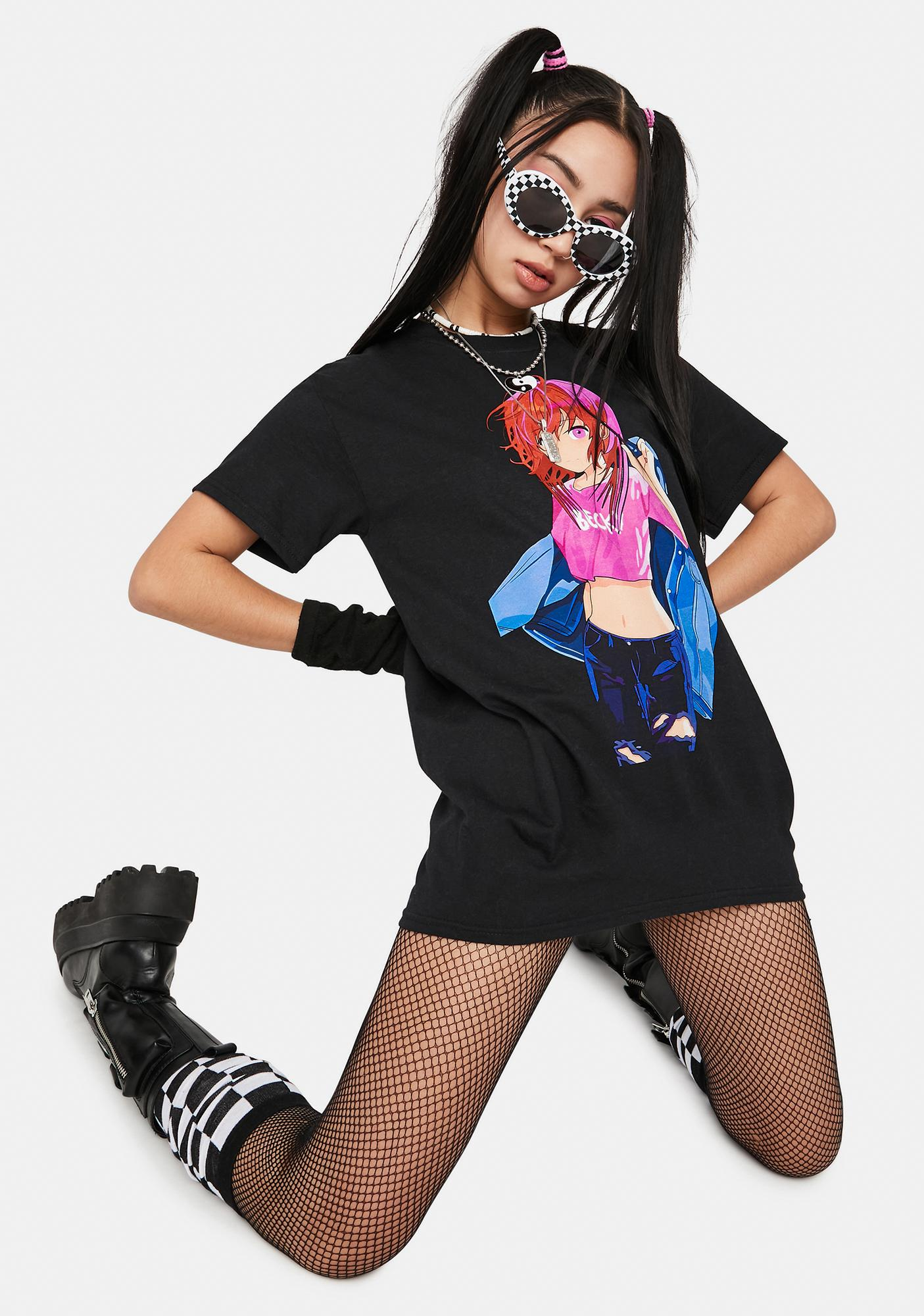 Becky Loves You Becky Jacket Graphic Tee