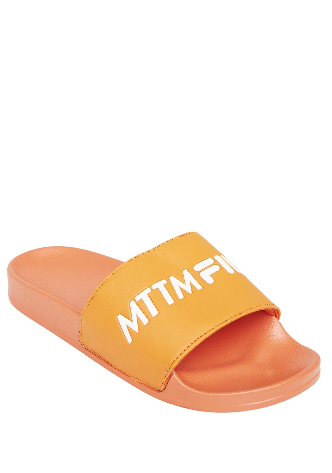 Married to the Mob Logo Slides