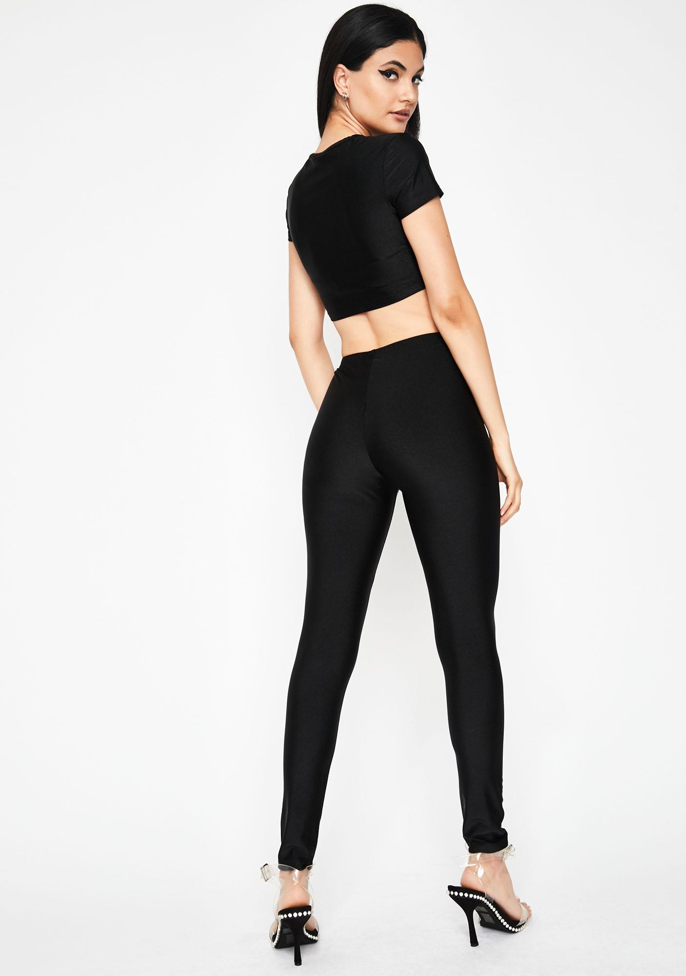 Grown N' Sexy Stretch Leggings