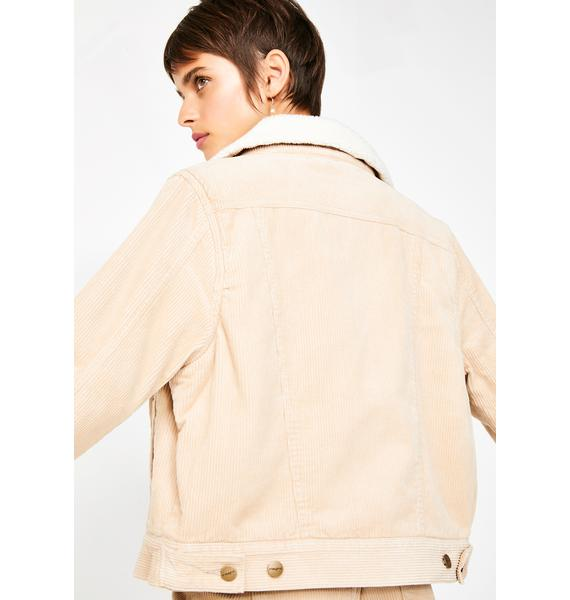 Insight Brandy Corduroy Jacket
