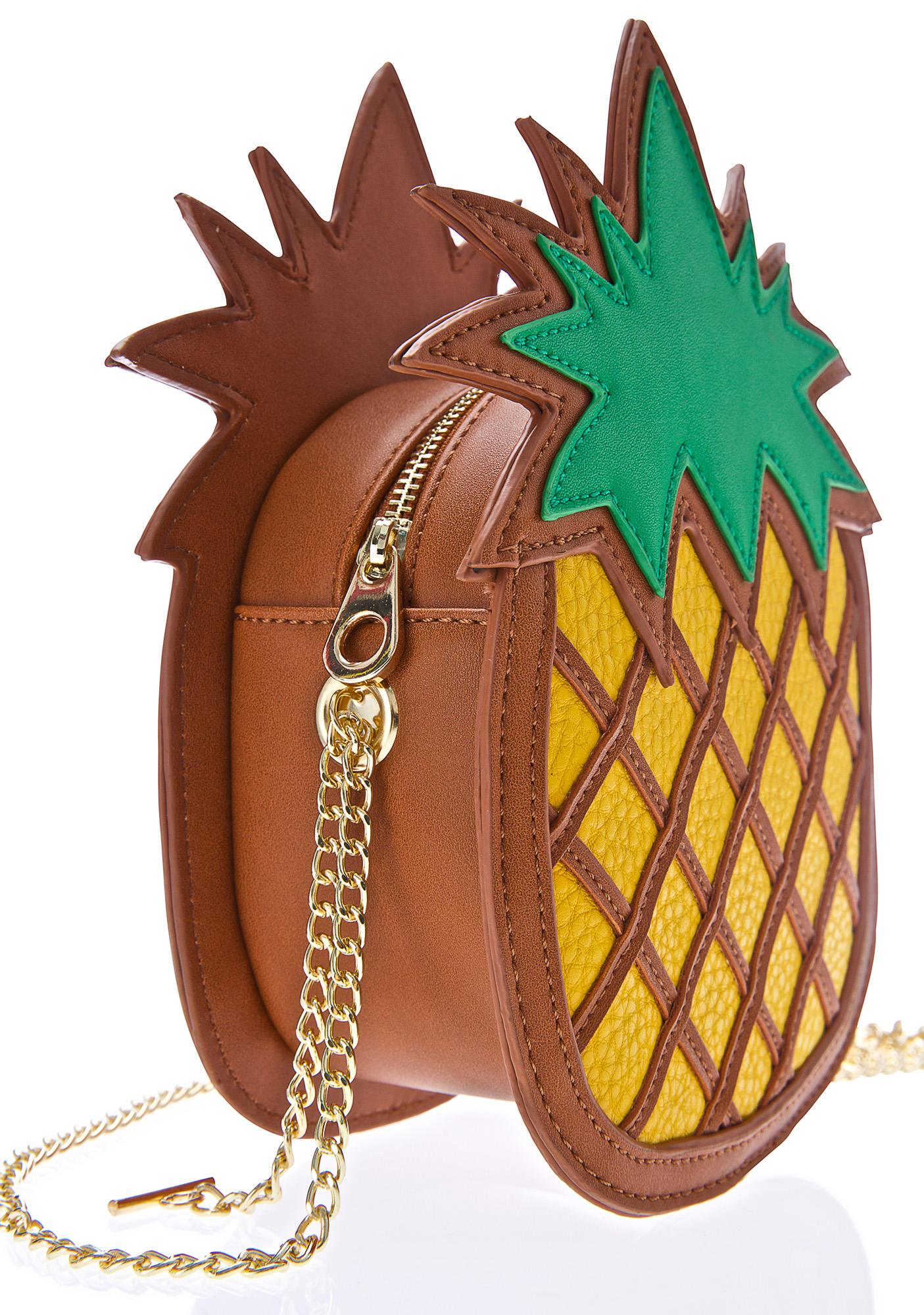 Nila Anthony Pineapple Bag