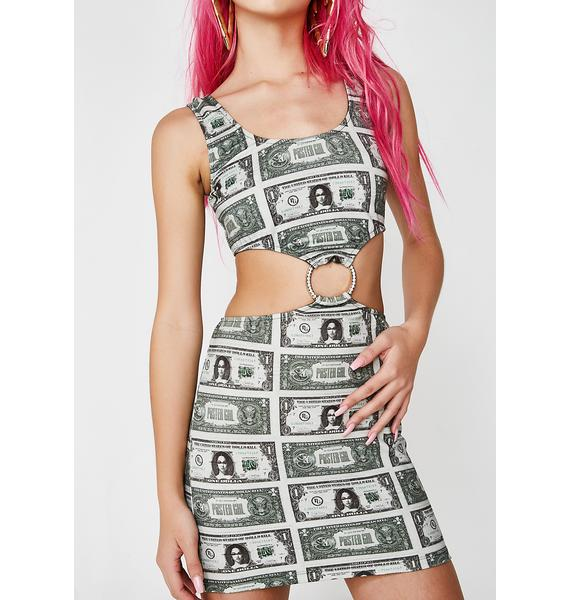 Poster Grl Make That Money Dress