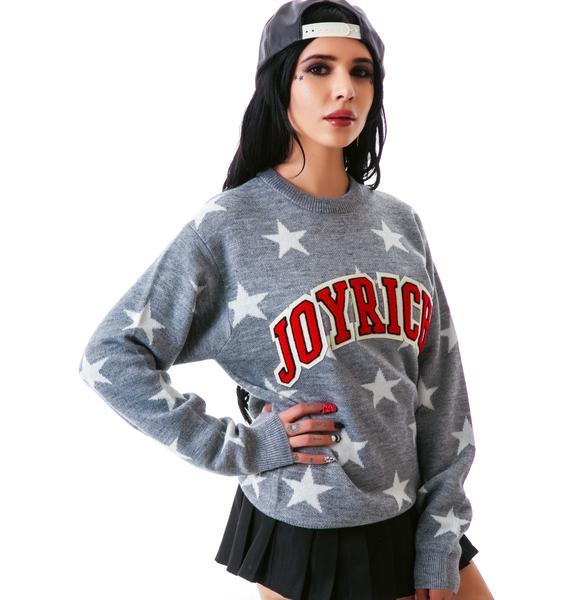 Joyrich All Star Knit Crew