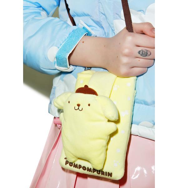 Sanrio Purin 3D Phone Clutch