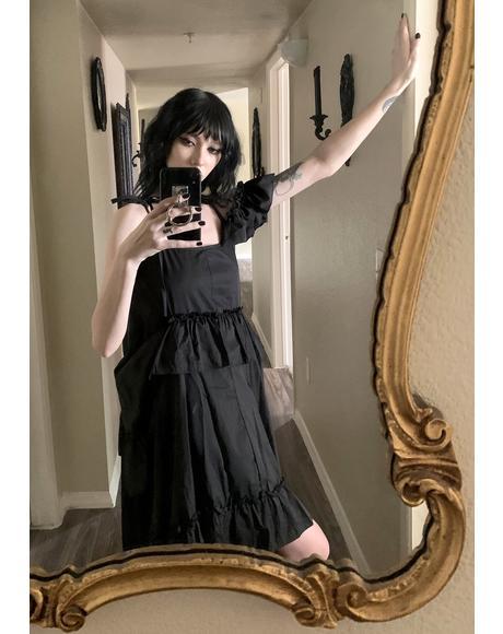 Alvarez Asymmetrical Dress