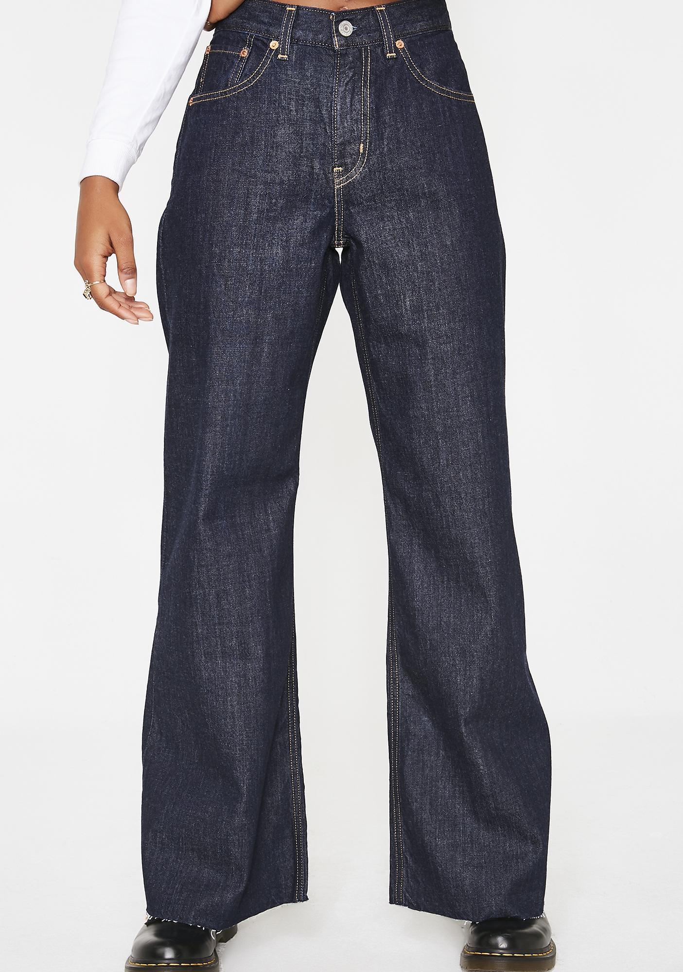 ecb2bf60f52 Levis Massive Jeans | Dolls Kill