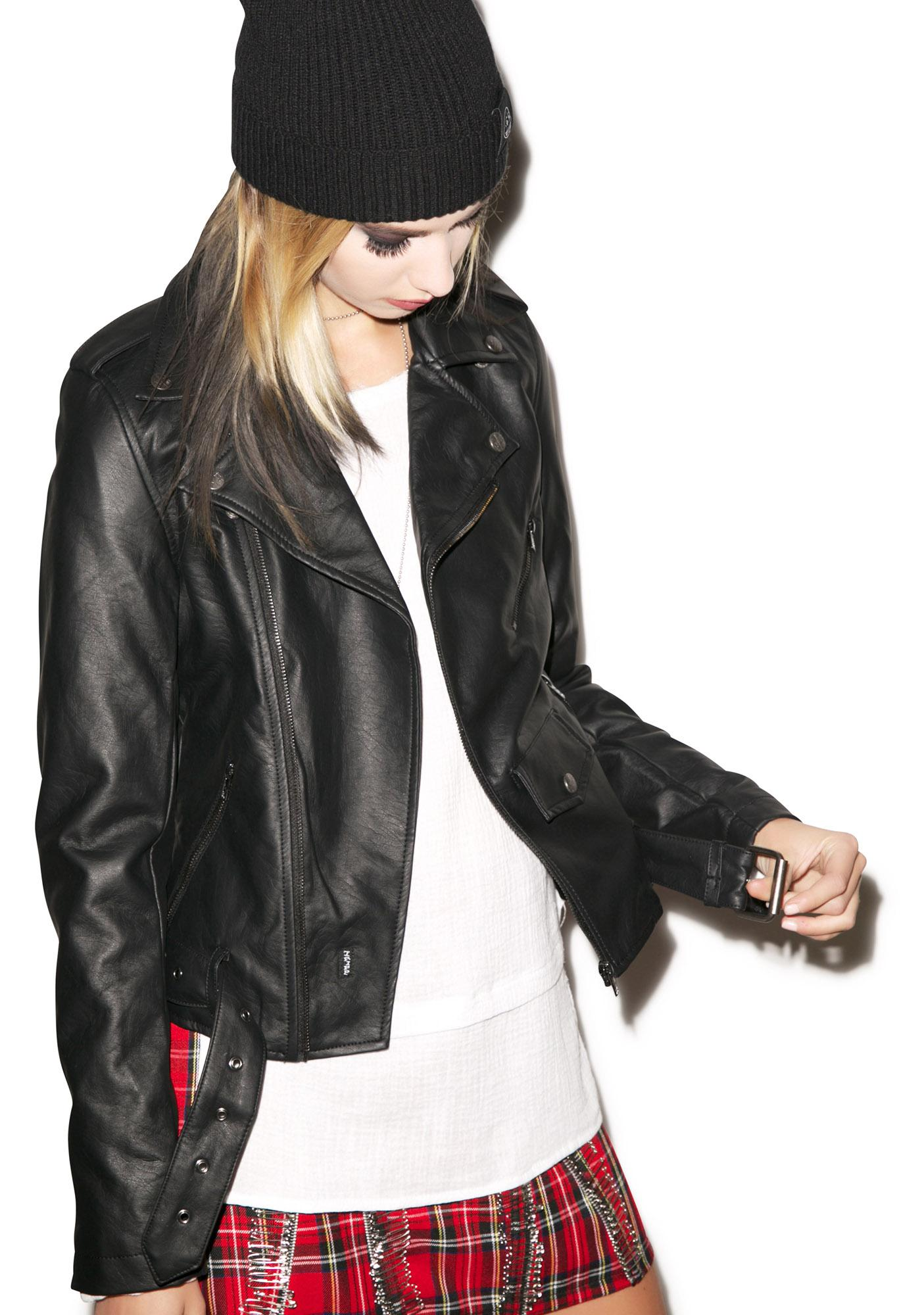 Tripp NYC Da Realest Moto Jacket