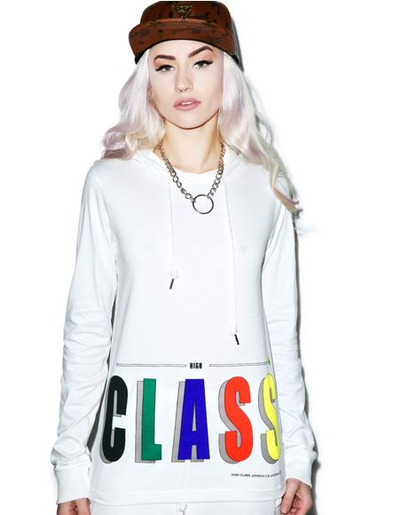 High Class Long Sleeve Tee