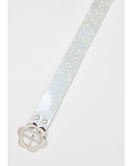 Cosmic Bloom Holographic Belt