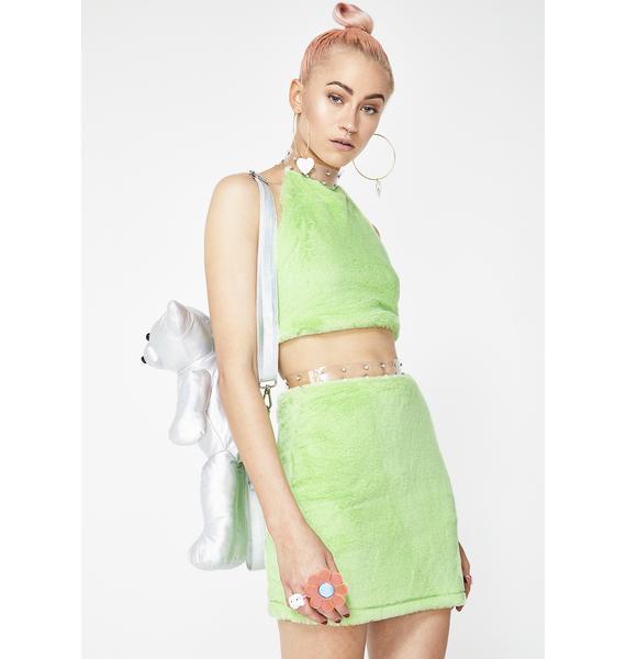 Club Exx Slime Fuhreak Fur Set