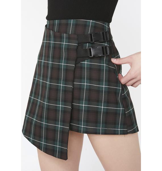 LOVE TOO TRUE Lola Wrap It Skirt