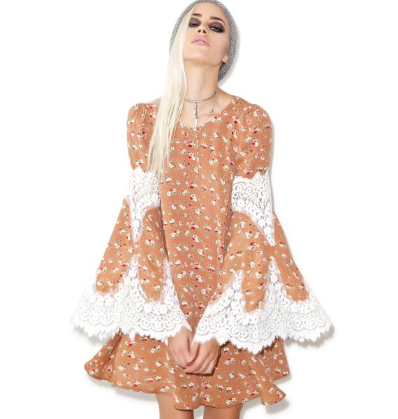 For Love & Lemons Country Festival Dress