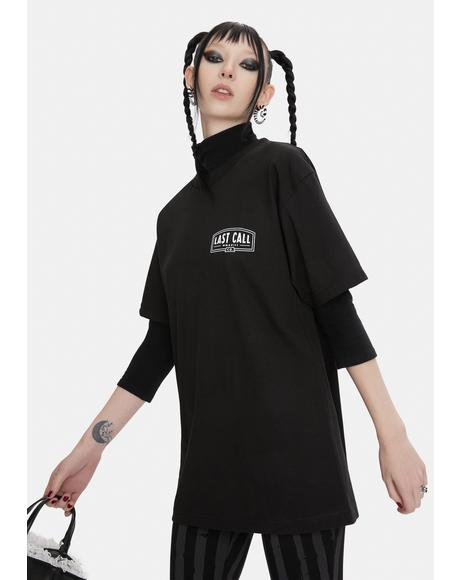 Drown Graphic Tee