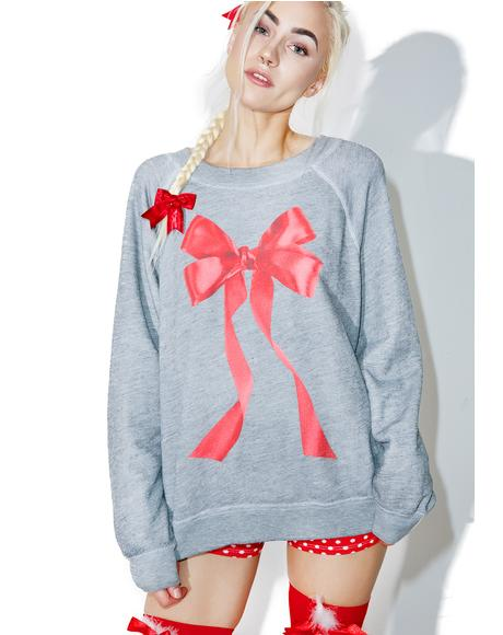 I�m The Present Sommers Sweater