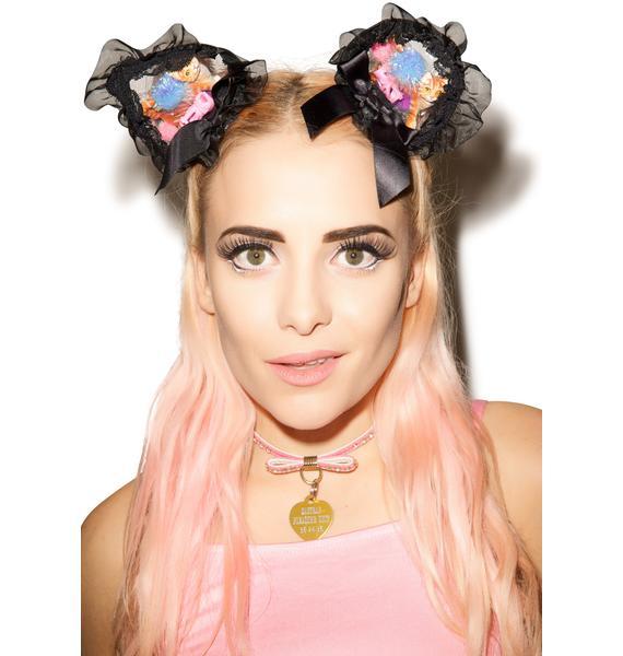 Cat Toy Ears