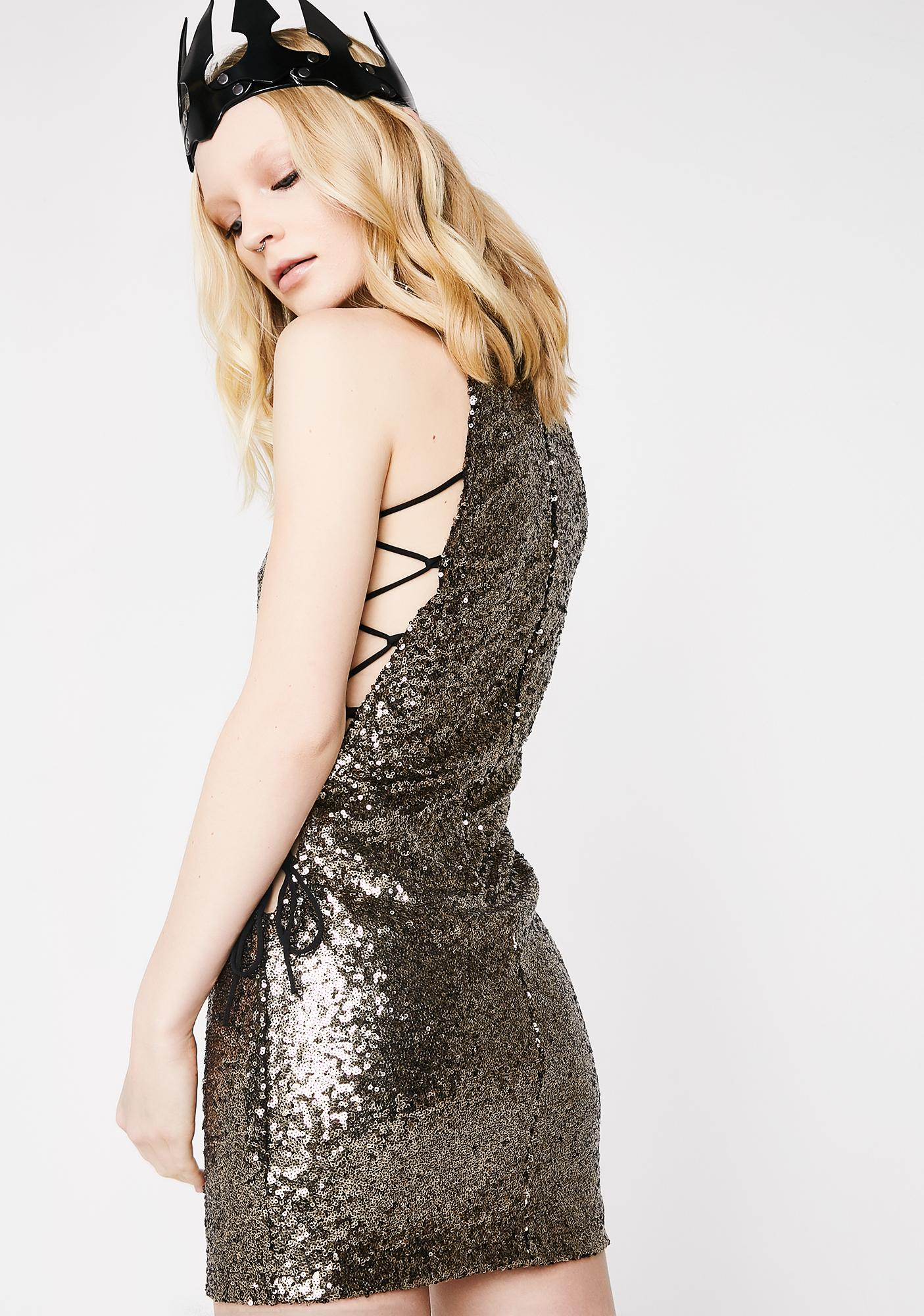 Motel Infinity Dress