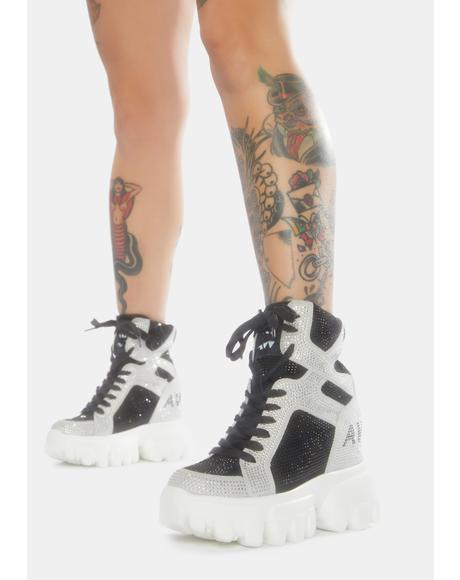 Soursop Platform Sneakers