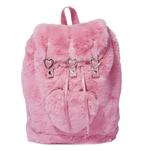 Lazy Oaf Strapped Down Backpack