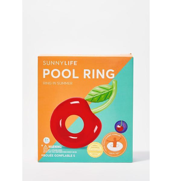 Got Cherries Pool Ring
