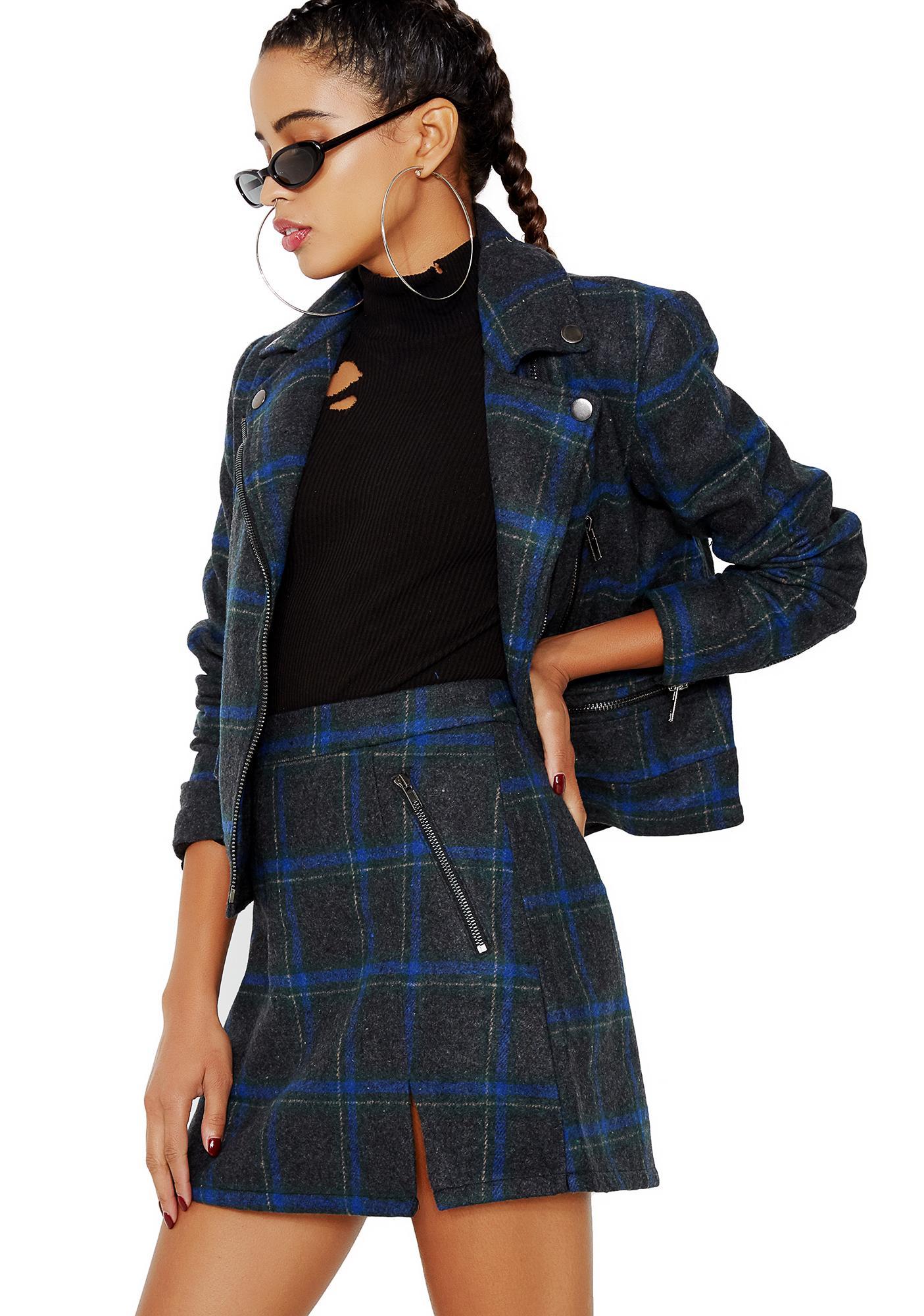 Valley Gurl Mini Skirt
