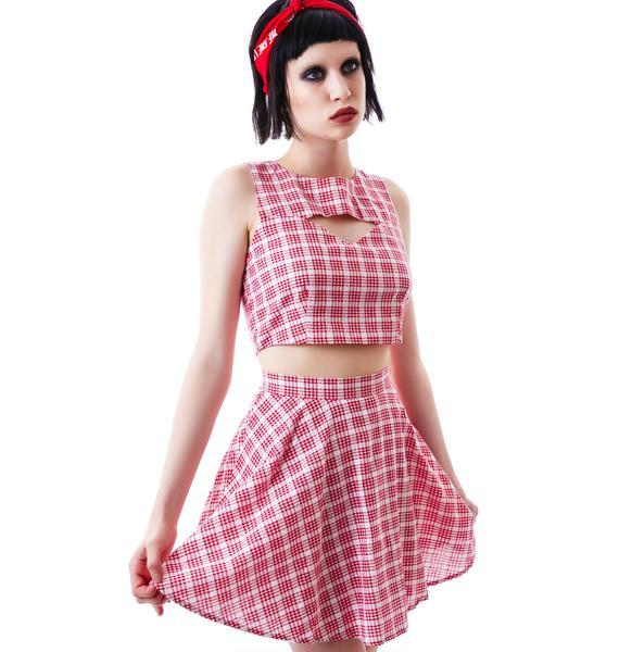 BBQ Daze Skirt