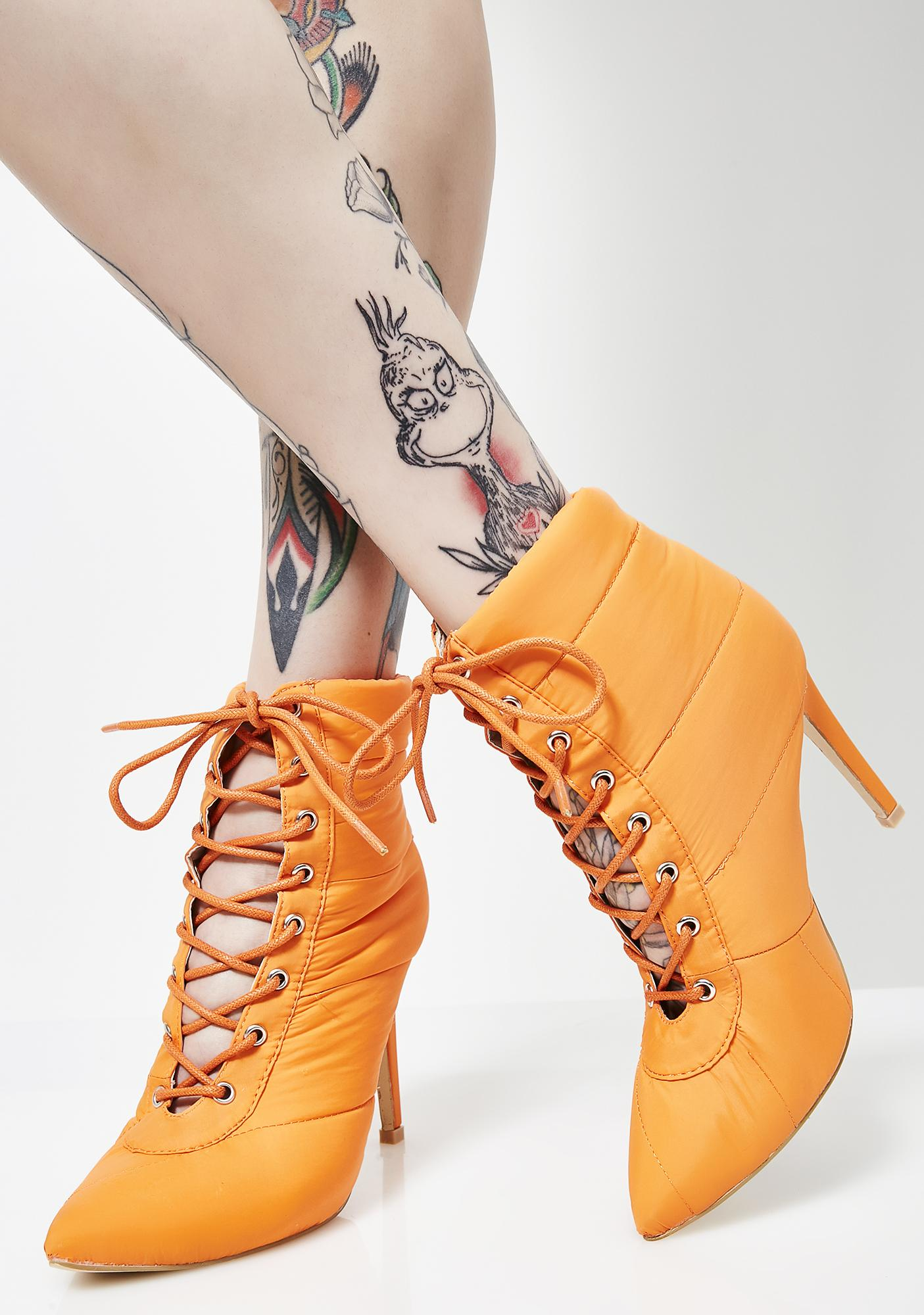 Spicy Street Cred Ankle Boots