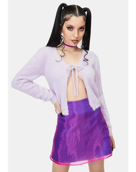 Lilac Dream Cardigan