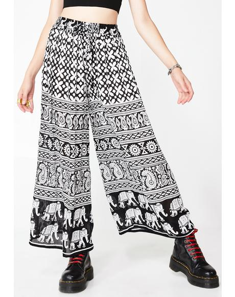 Spirit Oasis Wide Leg Pants