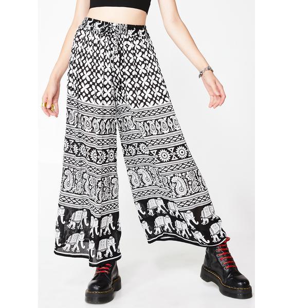 Spirit Oasis Wide Leg Pants