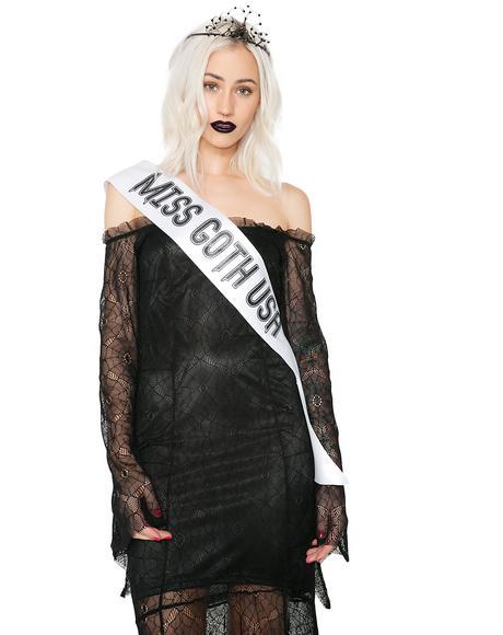 Goth Queen Costume