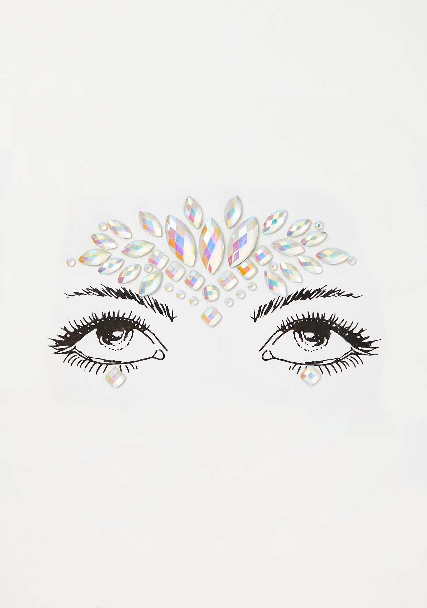 Empress Energy Glow In The Dark Face Gems