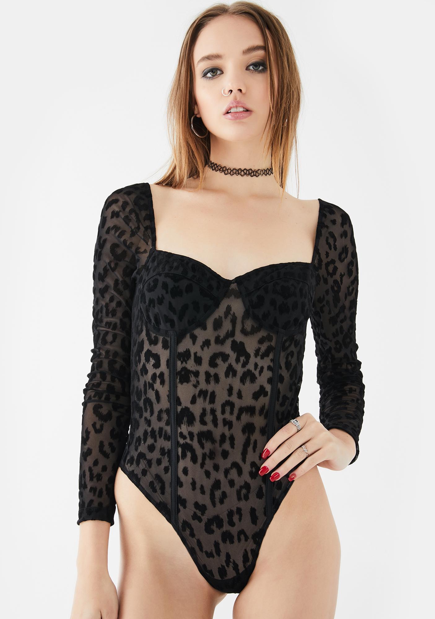 Motel Yelica Bodice Bodysuit