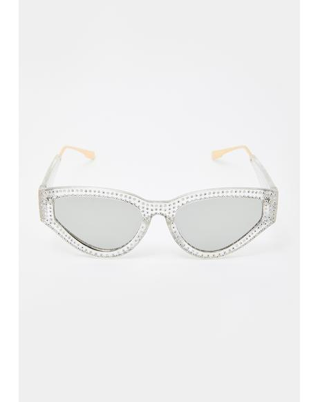 Level Up Cat-Eye Sunglasses