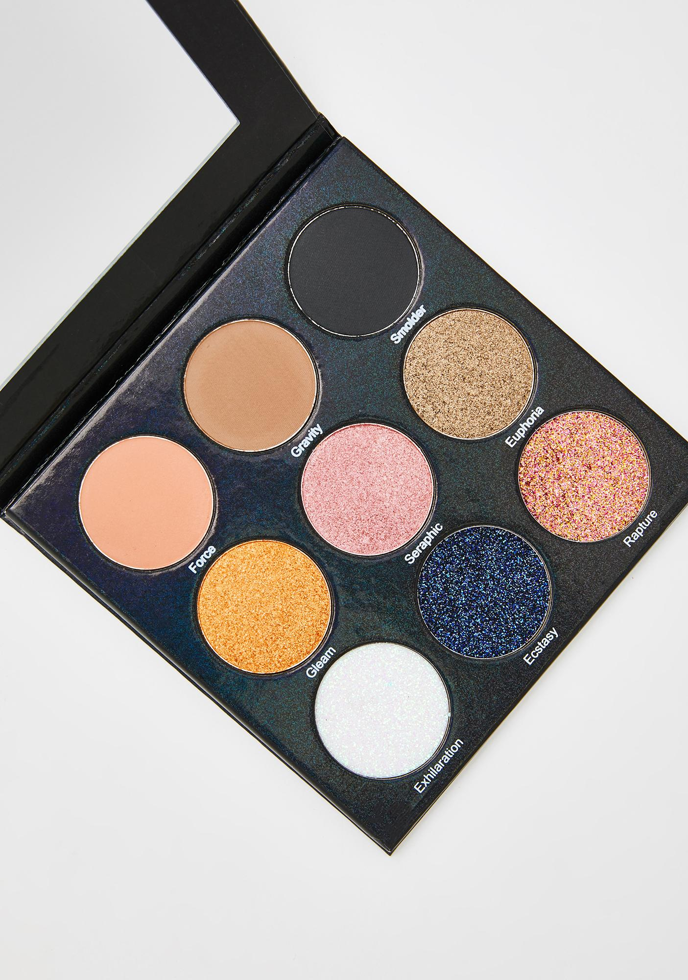 Alien Cosmetics Phases Eyeshadow Palette