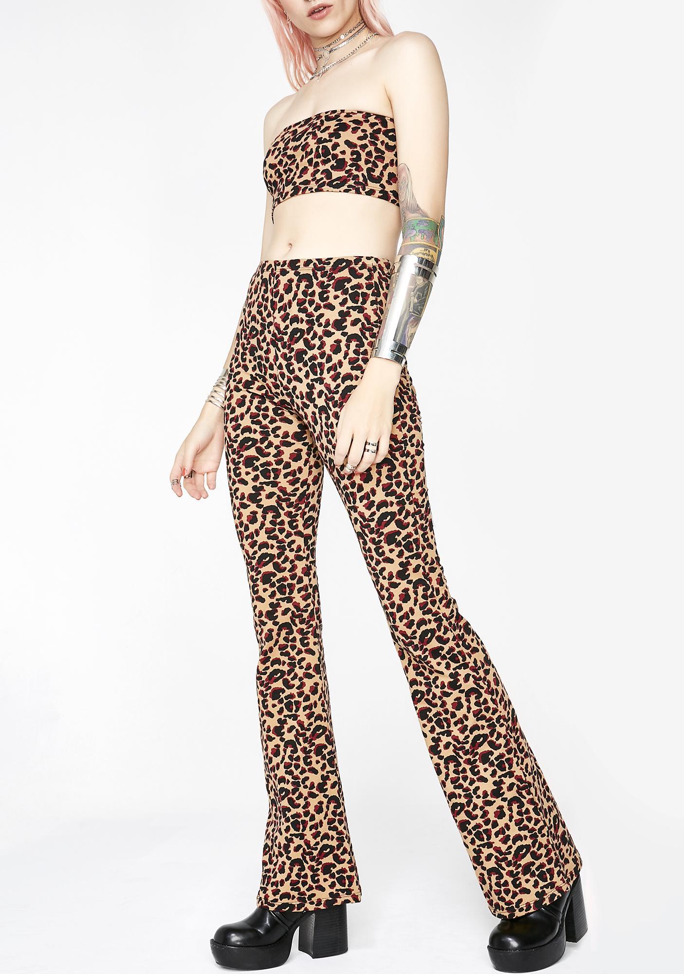 Motel Jungle Leopard Jeevan Twinset