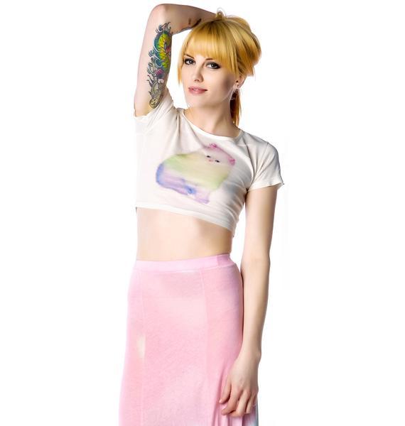 Pastel Kitty Tee