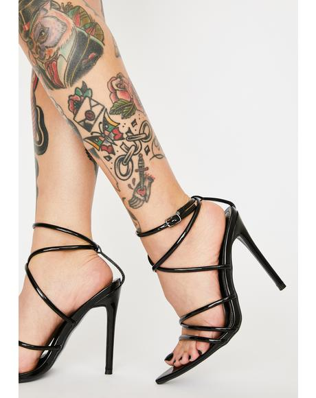 Same Dark Energy Stiletto Heels