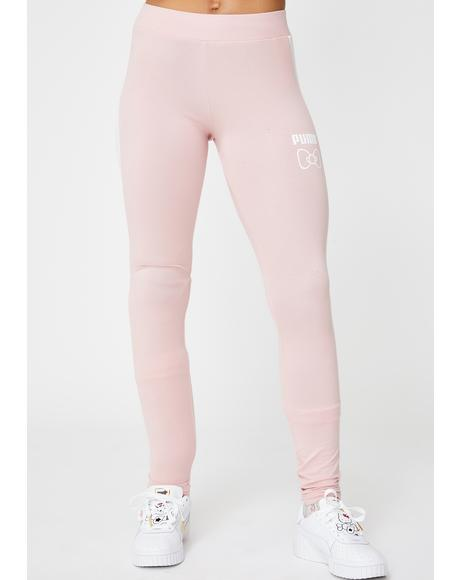 X Hello Kitty Leggings