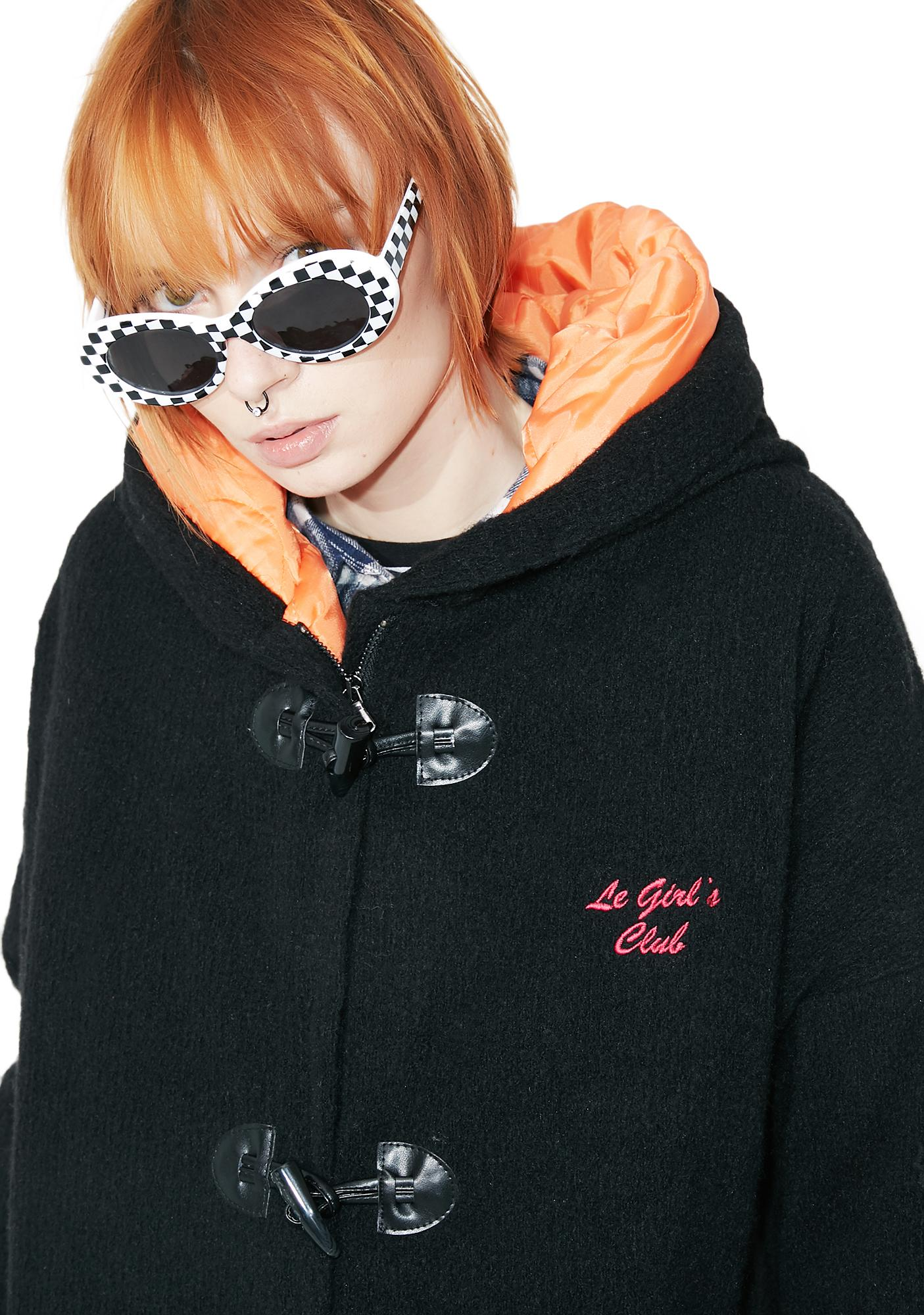 Happiness Le Girls Club Jacket