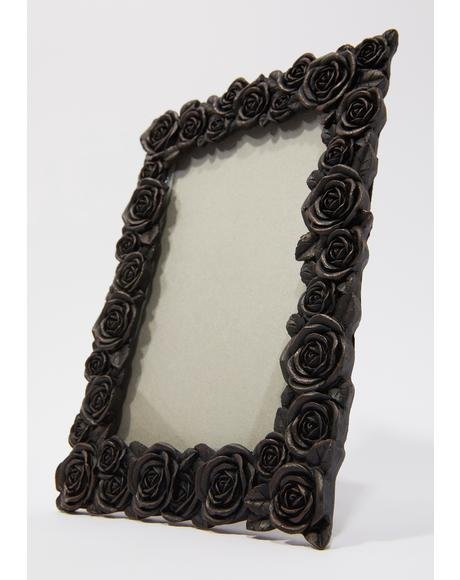 Rose Photo Frame