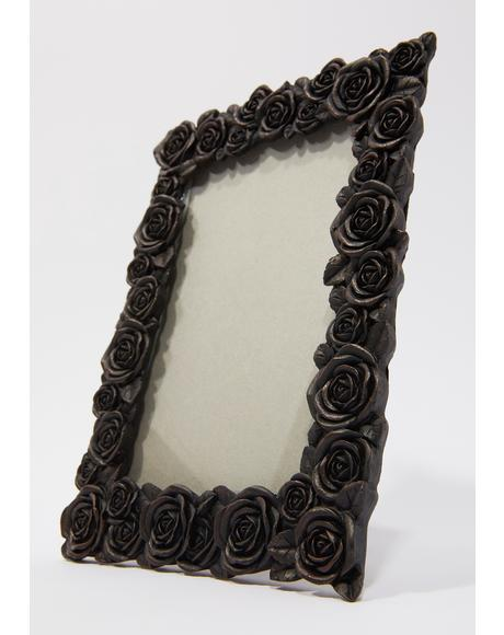 Rose Photo Frame