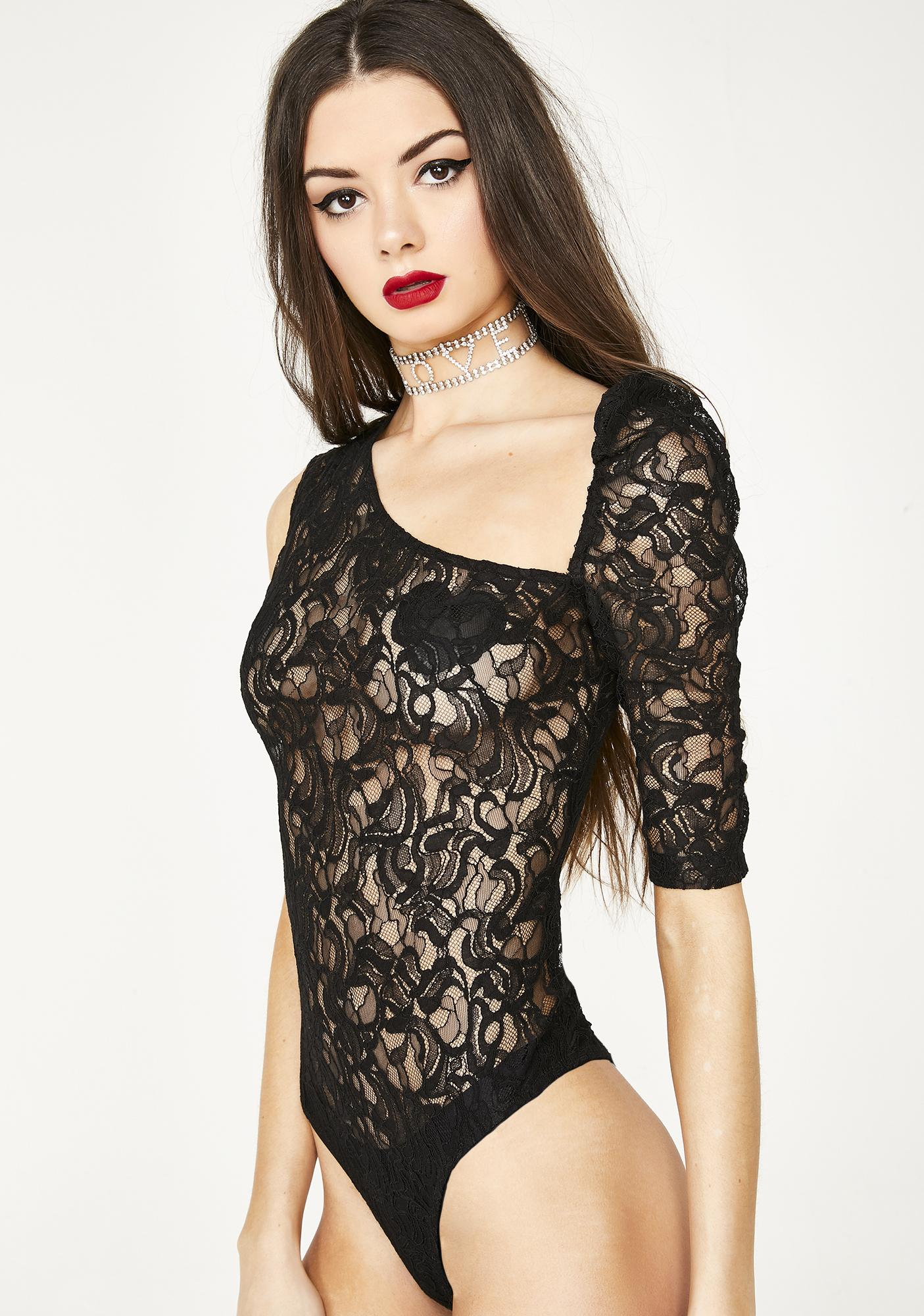 Winter Muse Julia Bodysuit